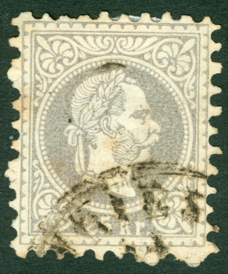 Freimarken-Ausgabe 1867 : Kopfbildnis Kaiser Franz Joseph I - Seite 6 1867_212