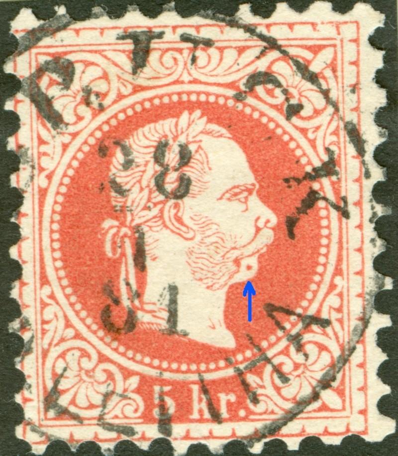 Freimarken-Ausgabe 1867 : Kopfbildnis Kaiser Franz Joseph I - Seite 7 1867_f13