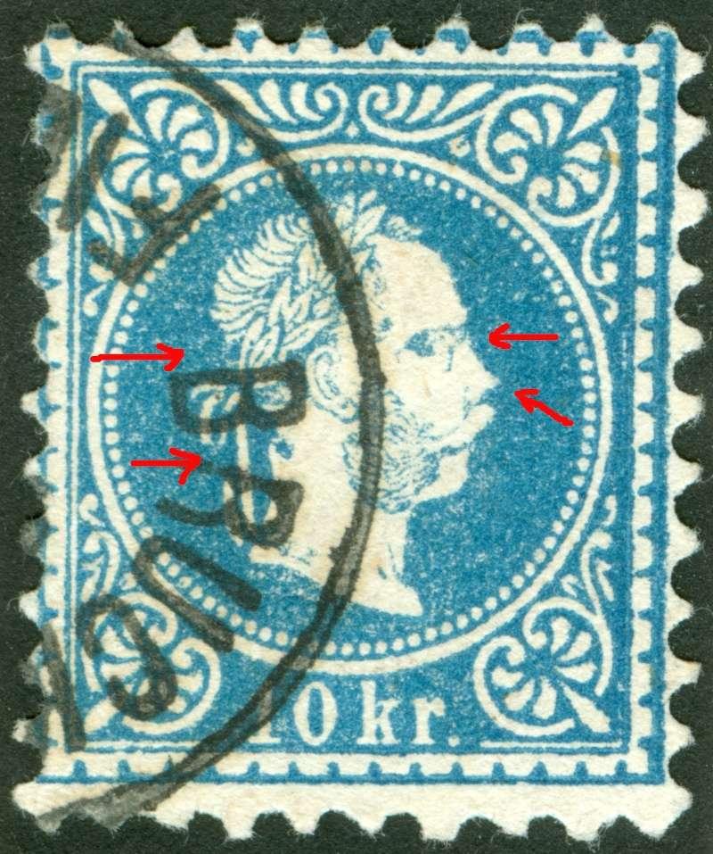 Freimarken-Ausgabe 1867 : Kopfbildnis Kaiser Franz Joseph I - Seite 7 1867_f15