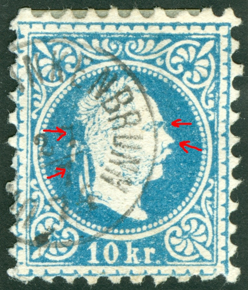 Freimarken-Ausgabe 1867 : Kopfbildnis Kaiser Franz Joseph I - Seite 7 1867_f16