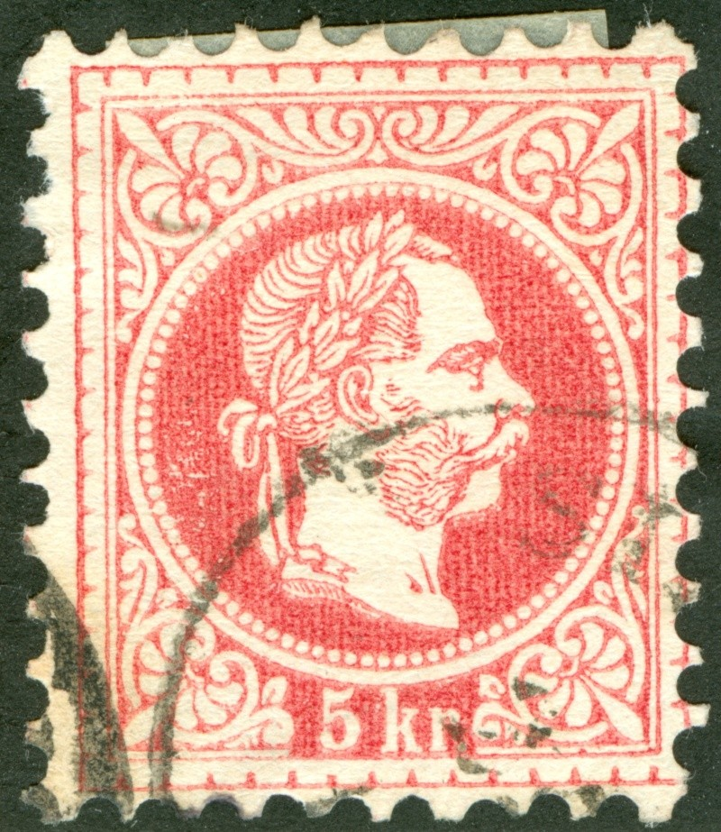 Freimarken-Ausgabe 1867 : Kopfbildnis Kaiser Franz Joseph I - Seite 7 1867_g10