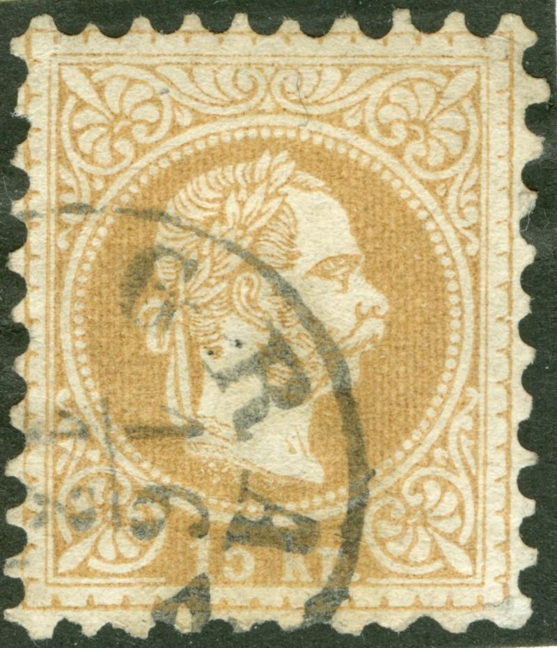 Freimarken-Ausgabe 1867 : Kopfbildnis Kaiser Franz Joseph I - Seite 7 1867_g12