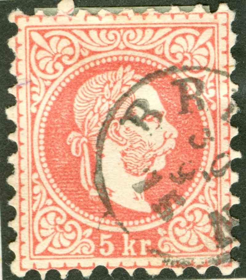Freimarken-Ausgabe 1867 : Kopfbildnis Kaiser Franz Joseph I - Seite 7 1867_g14