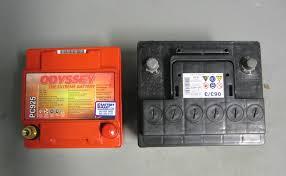 Batterie, caractèristiques et dimensions Images11