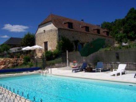 Chambres d'hôtes Les Collines du Périgord, 24120 La-Dornac (Dordogne) Aquita10