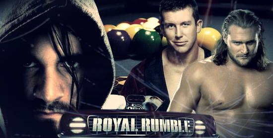 WFA Royal Rumble Rollin10