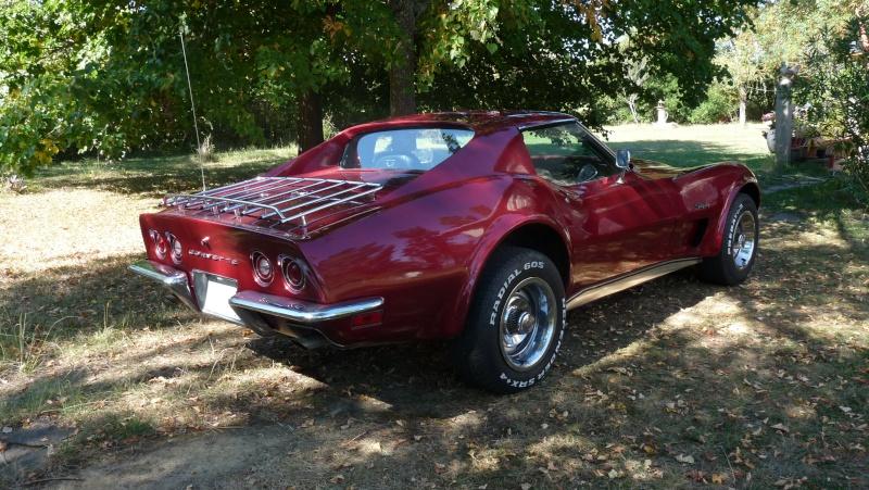 mon autre auto, ma belle ricaine. P1090822