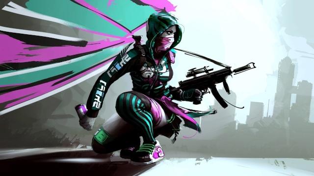 Neo from /error Cyberp11