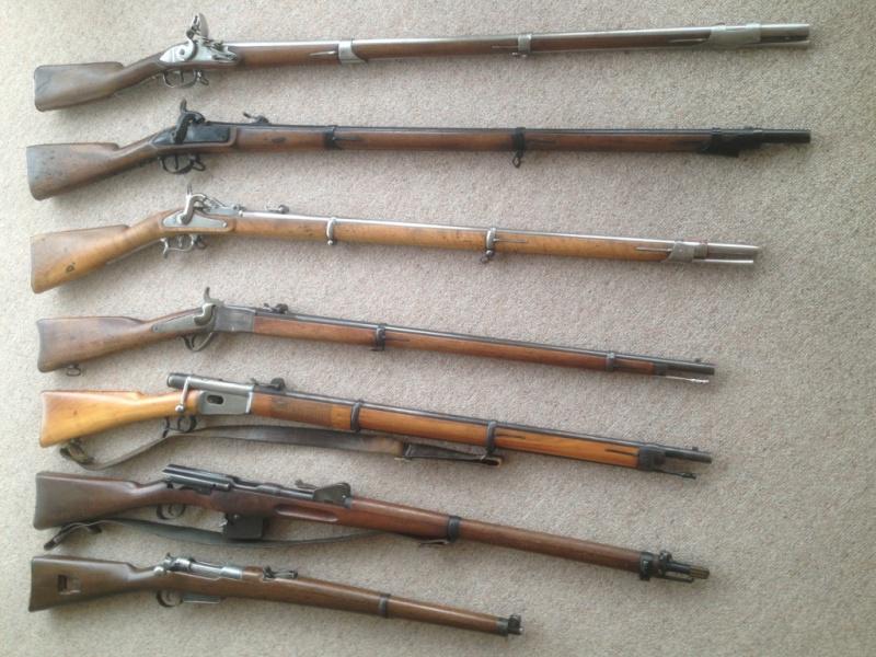 3 siècles d'histoire dans 7 armes Img_1018