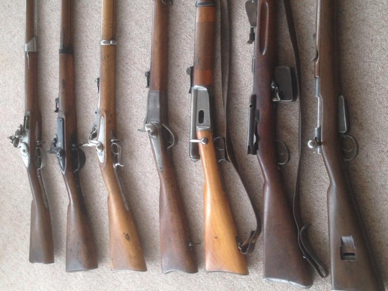 3 siècles d'histoire dans 7 armes Img_1019