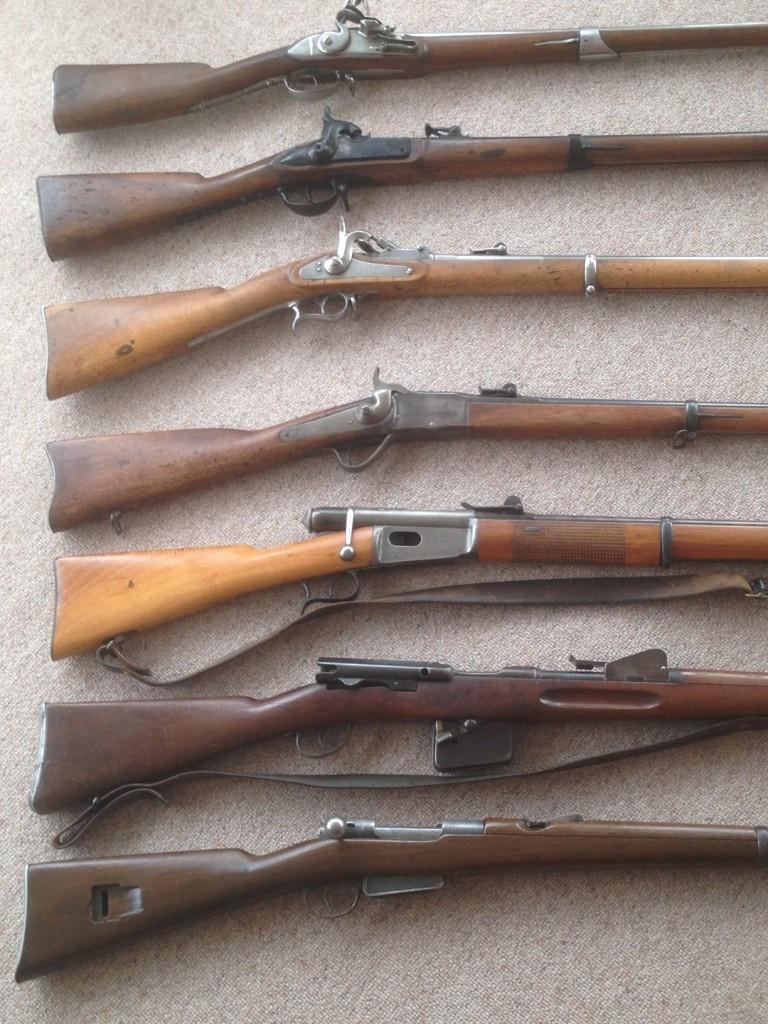 3 siècles d'histoire dans 7 armes Img_1020