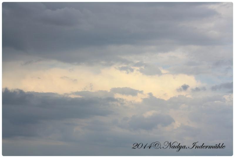 Les nuages Cadre599