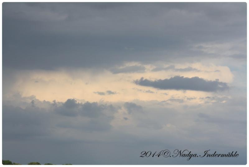 Les nuages Cadre600