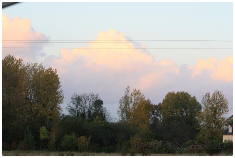 Les nuages Cadre604