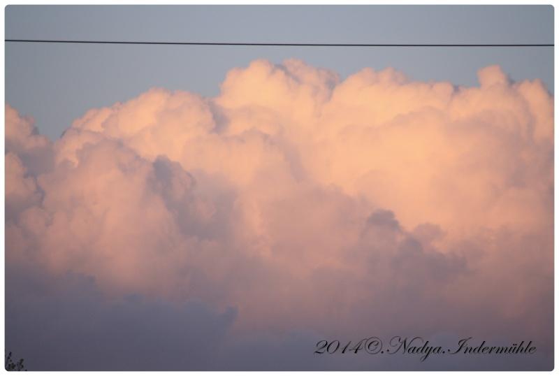Les nuages Cadre606