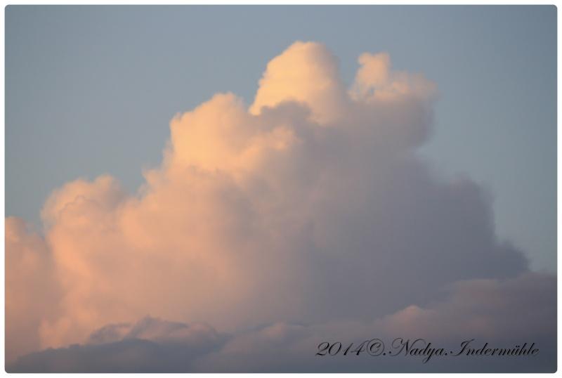 Les nuages Cadre607