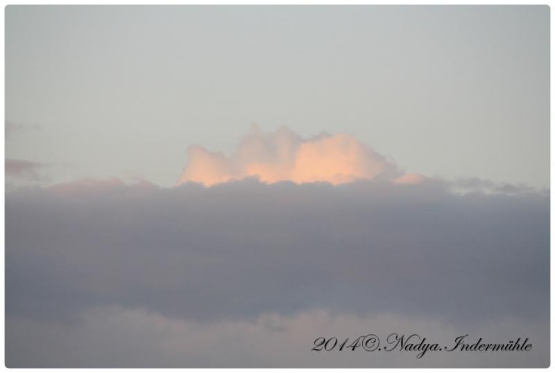 Les nuages Cadre608