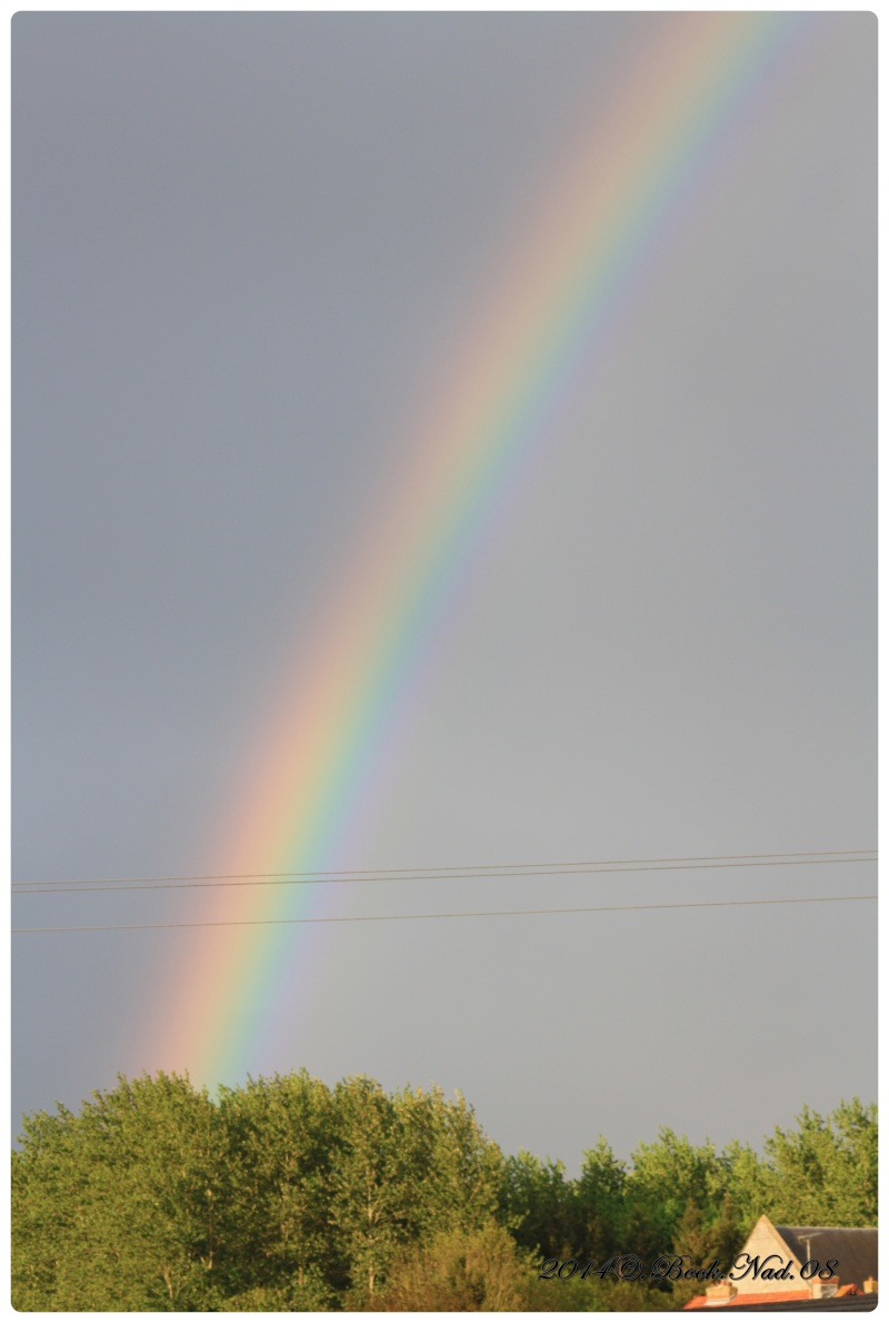 Les arc en ciel Cadrer37