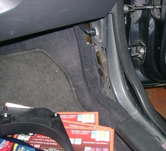 Renault Megane III... ripristino  carrozzeria e....qualcos'altro Dsc07211
