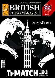British Chess Magazine November 2018 005e9b10