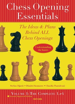 Chess Opening Essentials, Volume 1: The Complete 1.e4 /2/3/4 38010