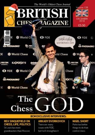 British Chess Magazine - 01 2019 47681910