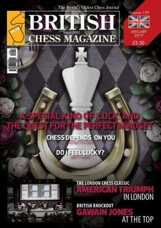 British Chess Magazine - 01 2019 49898110