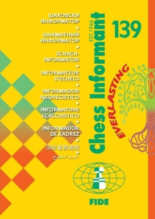 Chess Informant 139 Full CD 794410