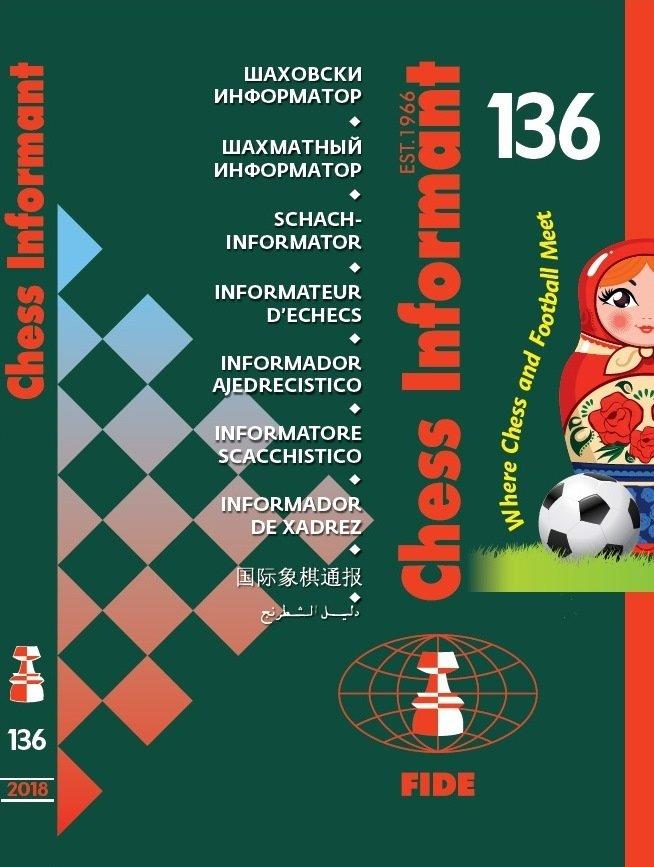 Chess Informant  136 CD  85100710