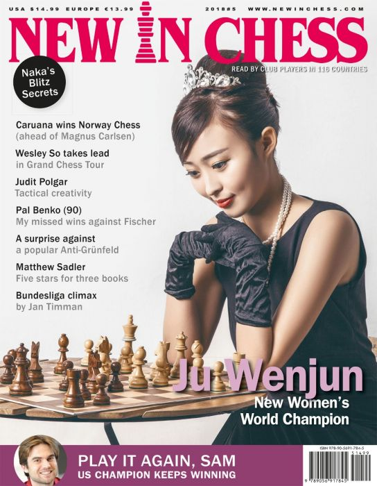 New In Chess 2018/5: The Club Player's Magazine 86110