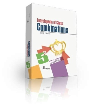 Encyclopedia of Chess Combinations, 5th edition  Book and CD 90413810