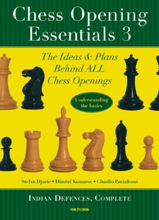 Chess Opening Essentials, Volume 1: The Complete 1.e4 /2/3/4 92710