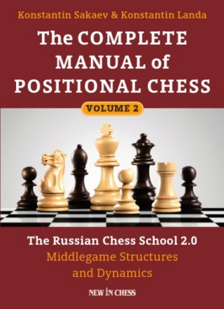 The Complete Manual of Positional Chess Vol 1&2 B524f810