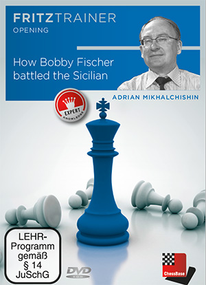 How Bobby Fischer battled the Sicilian by Adrian Mikhalchishin (CBFT) Bp_81810
