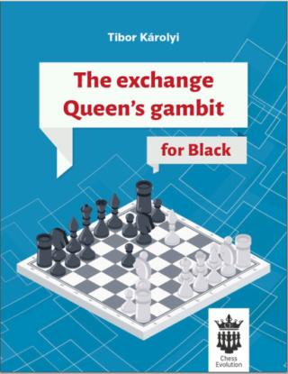 The Exchange Queen's Gambit For Black by Tibor Karolyi Captur19