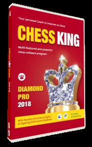 Chess King Diamond Pro 2018  Chessk10