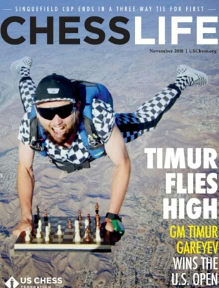 Chess life Nov 2018 is out Ks_gfc11