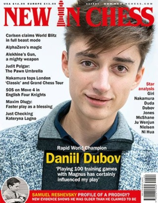 New In Chess 2019/1: The Club Player's Magazine Newinc10