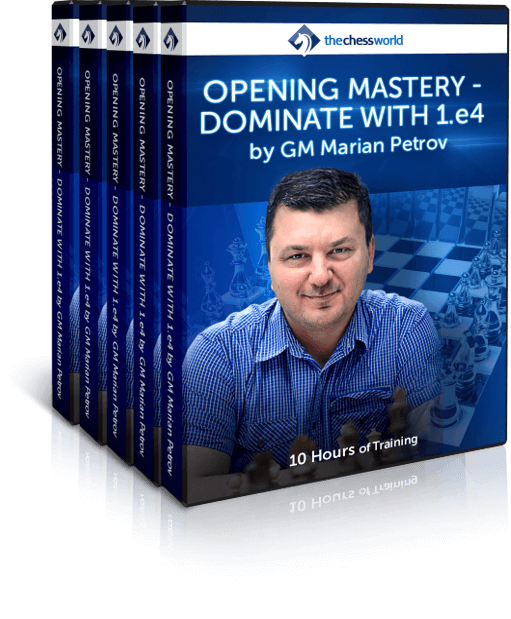 Opening Mastery 1.e4 Dominate with 1.e4 by GM Marian Petrov Openin10