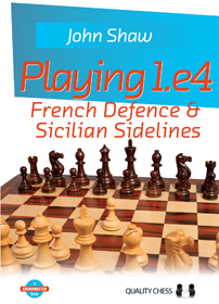 French Defence &  Sicilian Sidelines by john shaw Ss-ima17