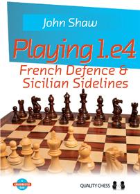 Playing 1.e4 - Caro-Kann, 1...e5 and Minor Lines by John Shaw ( 1/2/3 ) Ss-ima20