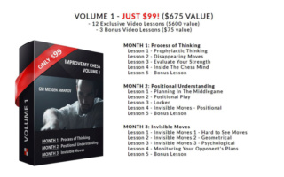 GM MESGEN AMANOVS 1-YEAR PROGRAM Volume10