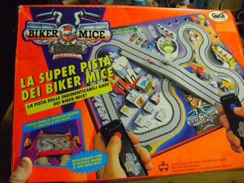 SUPER PISTA BICKER BIKER MICE FUNZIONANTE Dsc07410
