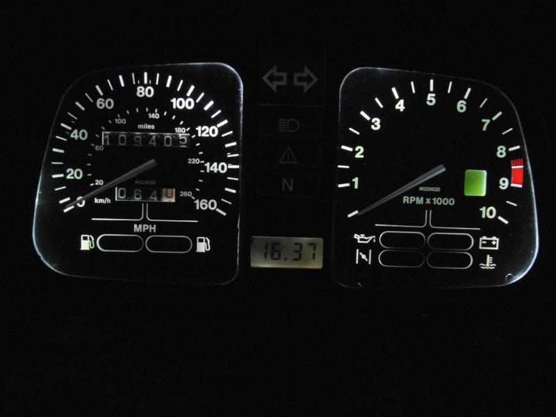 LED speedo lighting Sam_0913