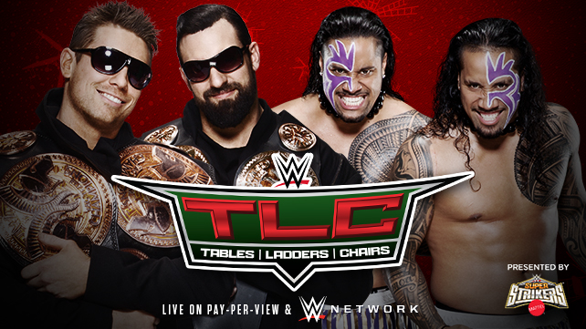 WWE TLC : Tables, Ladders, Chairs ... and Stairs du 14/12/2014 20141114