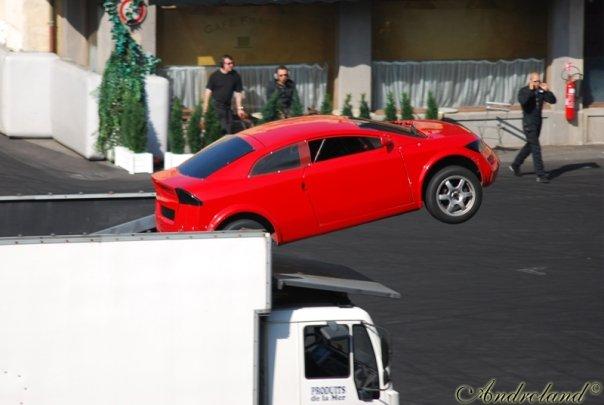 Moteurs… Action ! accueille Flash McQueen (à partir du 6 avril 2011) - Page 15 2009-010