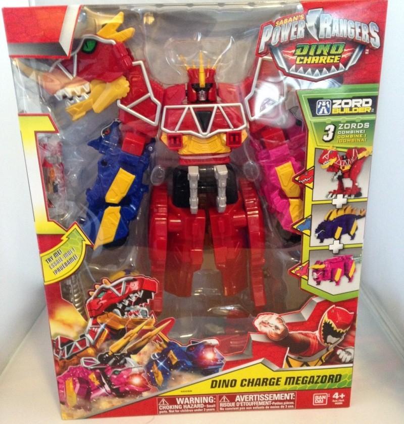 Jouets Power Rangers Dino Charge Dino-c10
