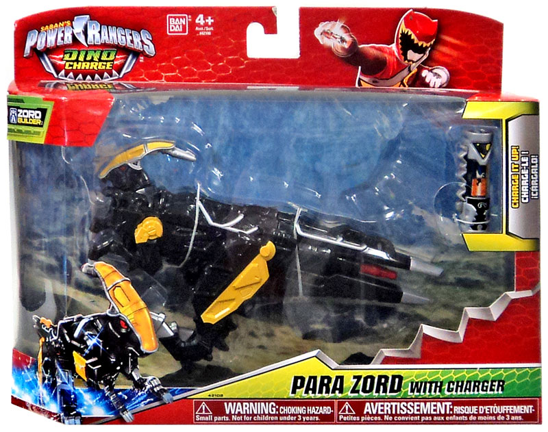 Jouets Power Rangers Dino Charge Power-12