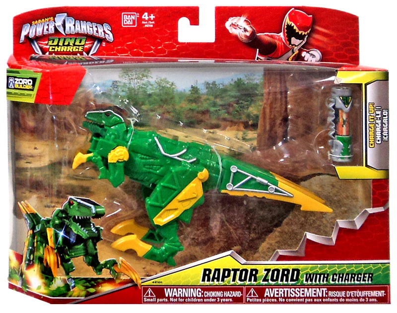 Jouets Power Rangers Dino Charge Power-13