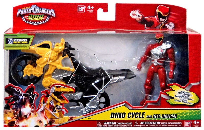 Jouets Power Rangers Dino Charge Power-14